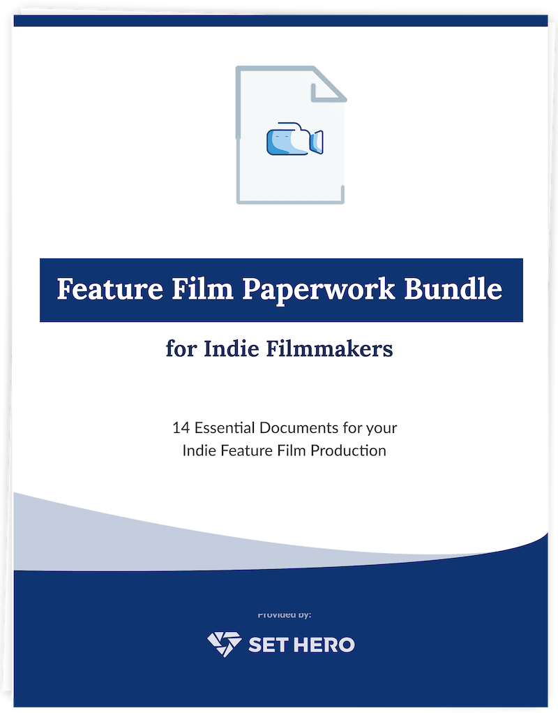How To Make an Indie Feature Film + 14 Essential Templates (Free Download)